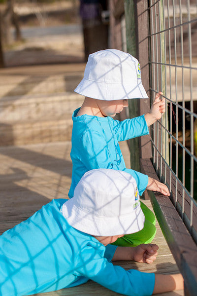 Toddler Sun Hat - Little Leaves Clothing Company