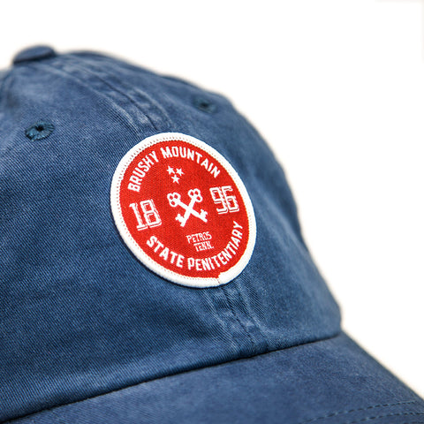 Tennessee Stars Hat Blue Detail