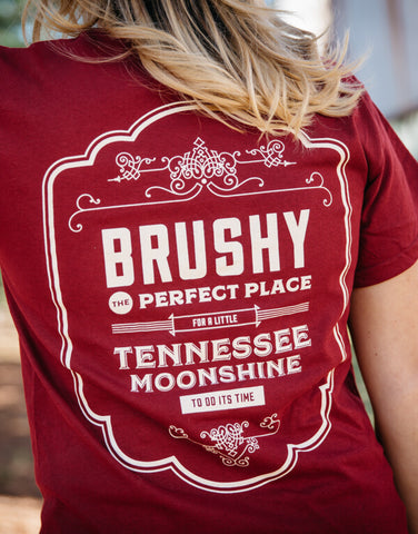 The Perfect Place for Moonshine to do its Time - Back