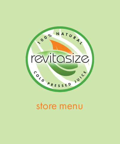 revitasize store menu