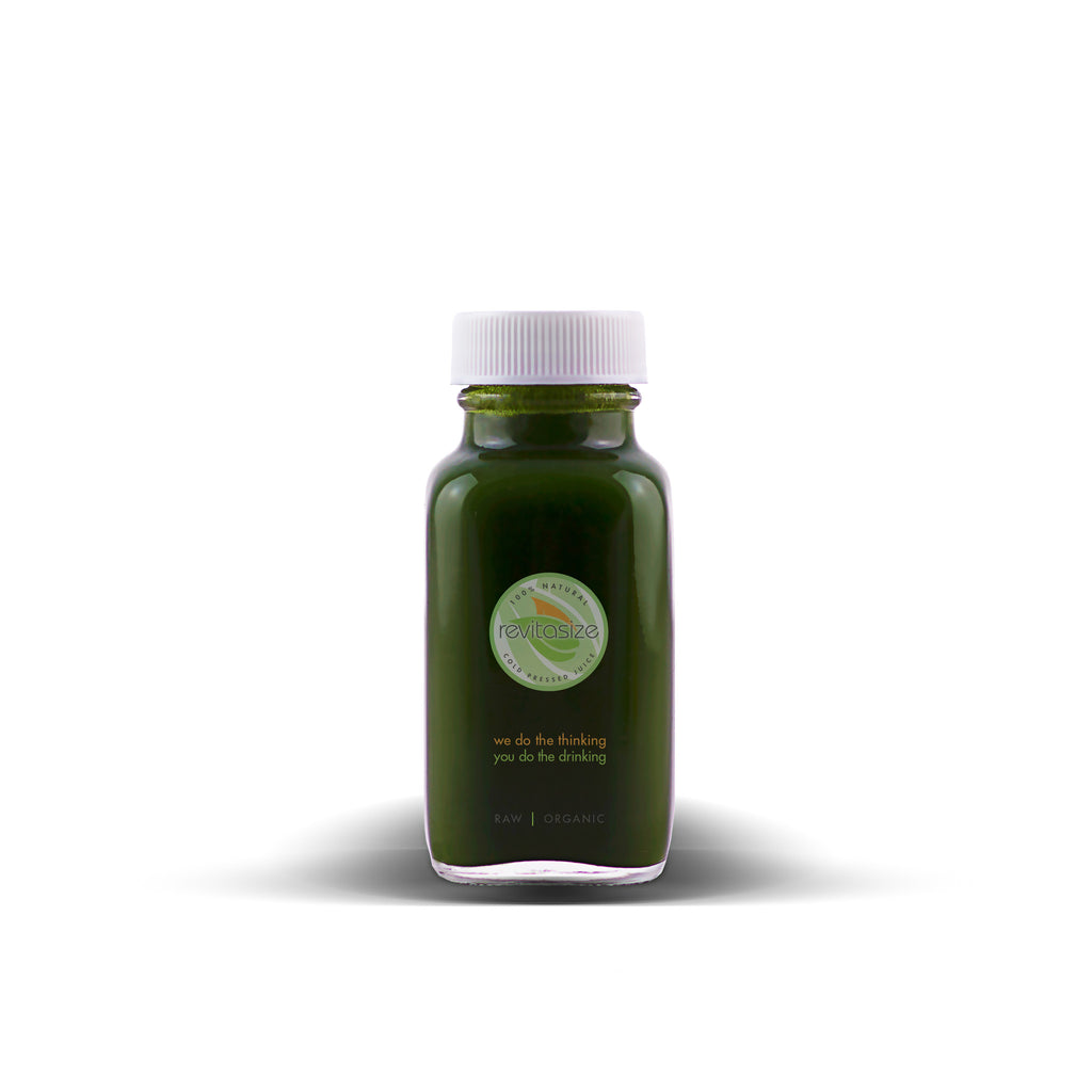 Wheatgrass Booster