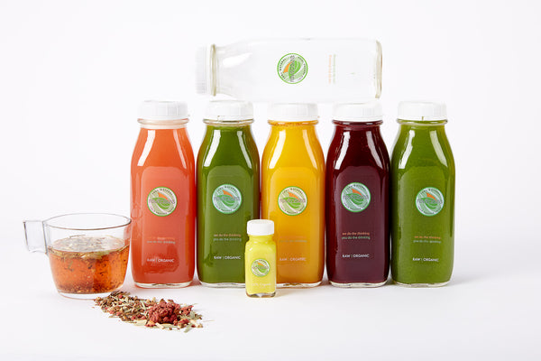 Tailored Cold Pressed Juice Cleanses