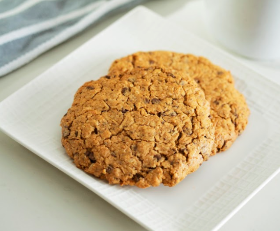 Almond / Peanut Power Cookies