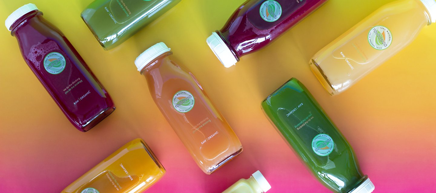 Fresh and Organic Cold Pressed Juice in Toronto