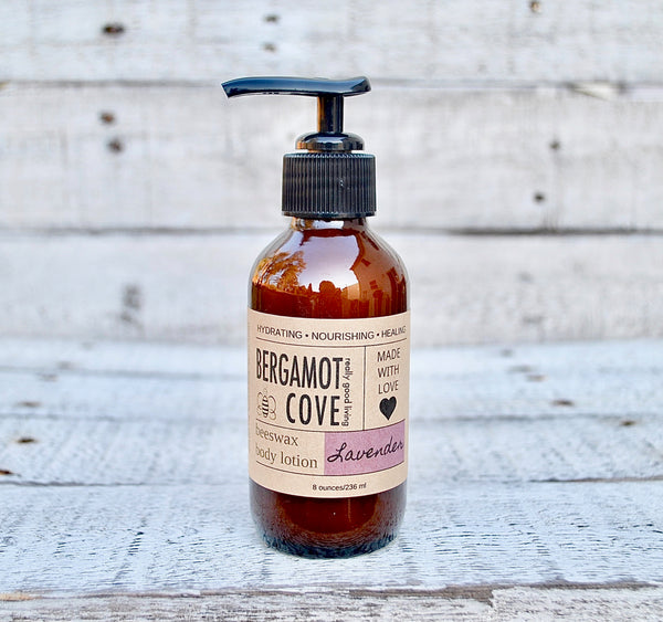 Beeswax Body Lotion | 4 oz.