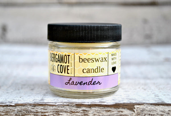 Beeswax Candle | Jars