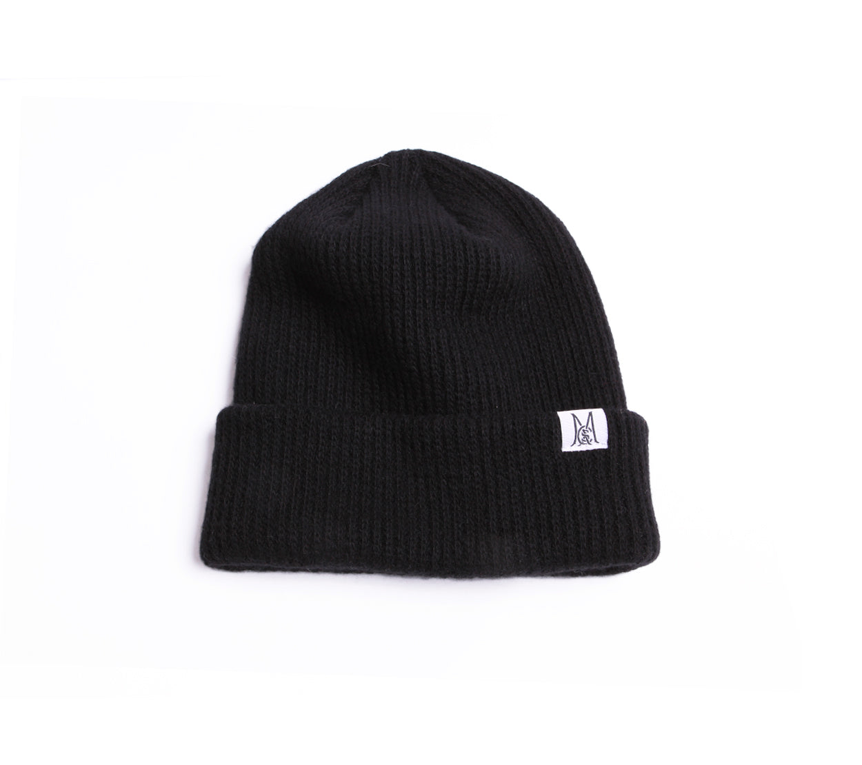 8c12386b Mercantile Recycled Cashmere Beanie | Black – Clark Street Mercantile