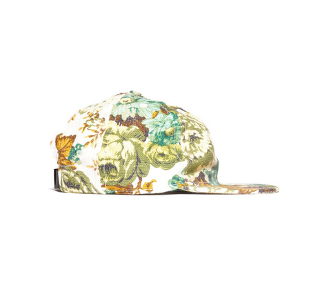 763d44f5673 FairEnds Green and Yellow Flowers Ball Cap  65