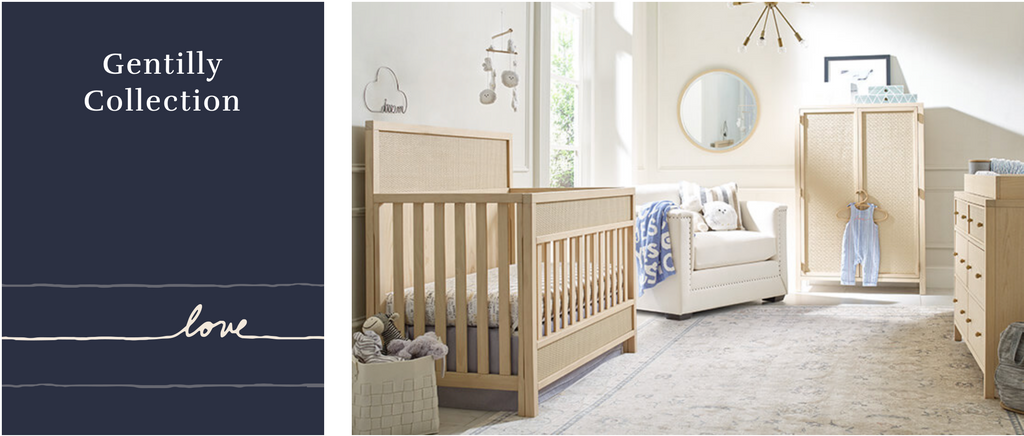 The Gentilly Baby Furniture Collection
