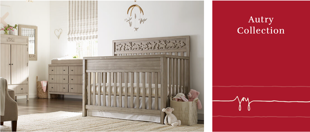 The Autry Baby Furniture Collection