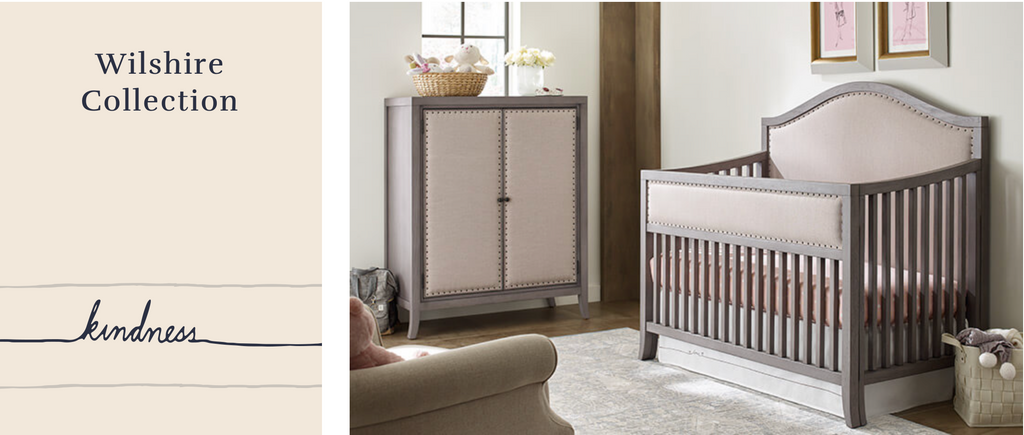The Wilshire Baby Furniture Collection