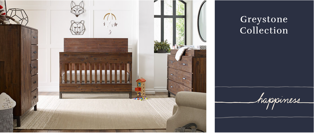 The Greystone Baby Furniture Collection