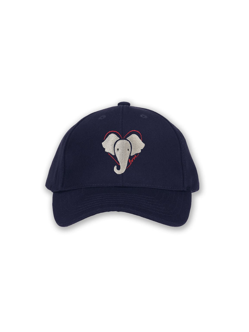 Be Kind To Elephants Baseball Cap