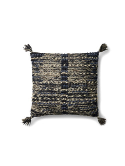 P4045 Rustic Braided Pillow