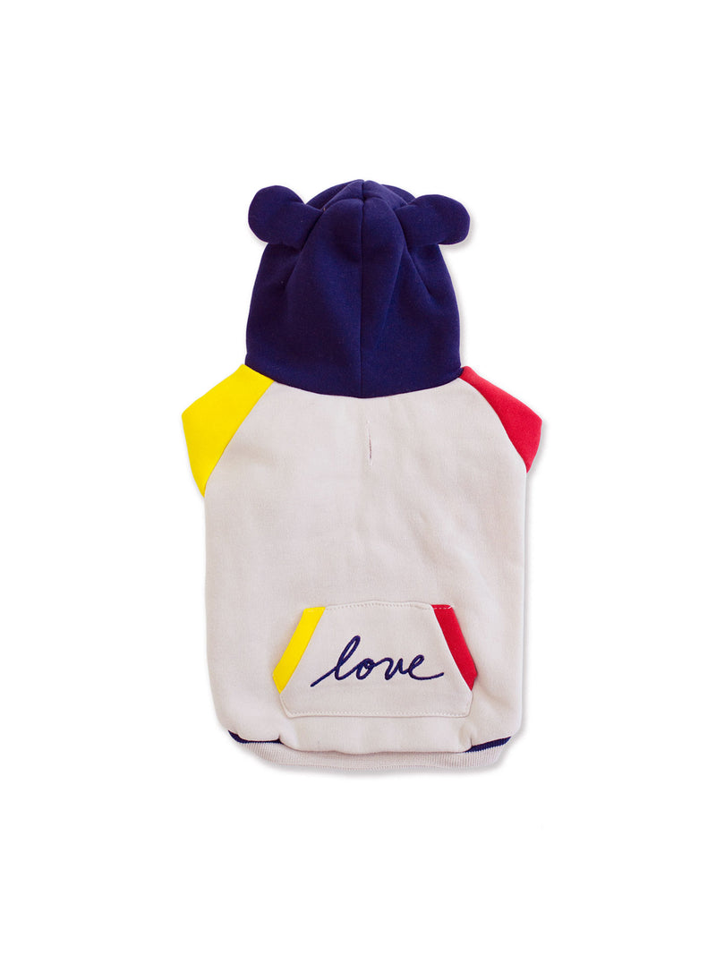 Love Pocket Hooded Sweatshirt