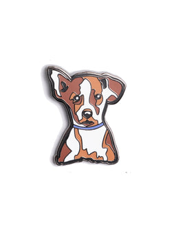 Augie Dog Pin