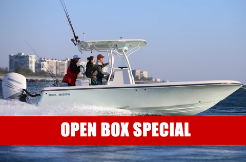 Open Box: Sea Born FX25 Bay Boat Cover