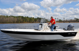 Boat Cover: Sea Born FX21 Bay