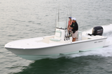 Boat Cover: Sea Born FX22 Bay