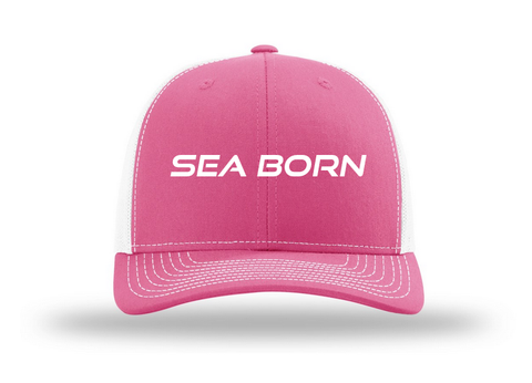 Sea Born - Ladies Snapback Hat