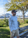 Spyder - Pearl Grey Aquaflage Performance Long Sleeve