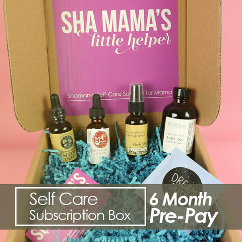 Sha Mama's Little Helper - 12 Month Prepay Subscription Box