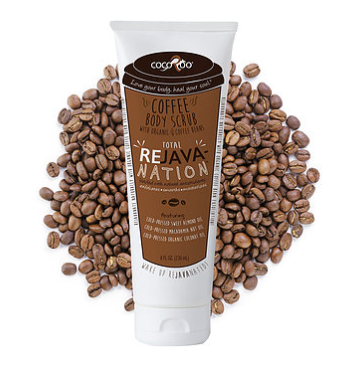 CocoRoo® Total ReJavanation™ Coffee Bean Scrub