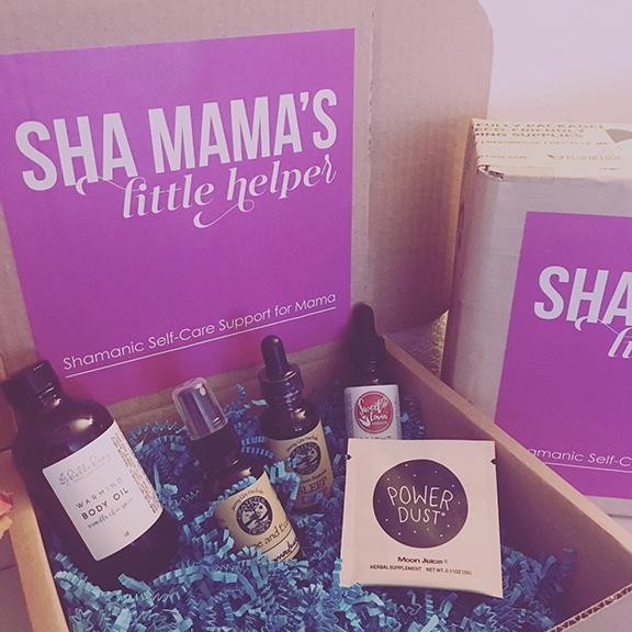 Sha Mama's Little Helper - 6 Month Prepay Subscription Box