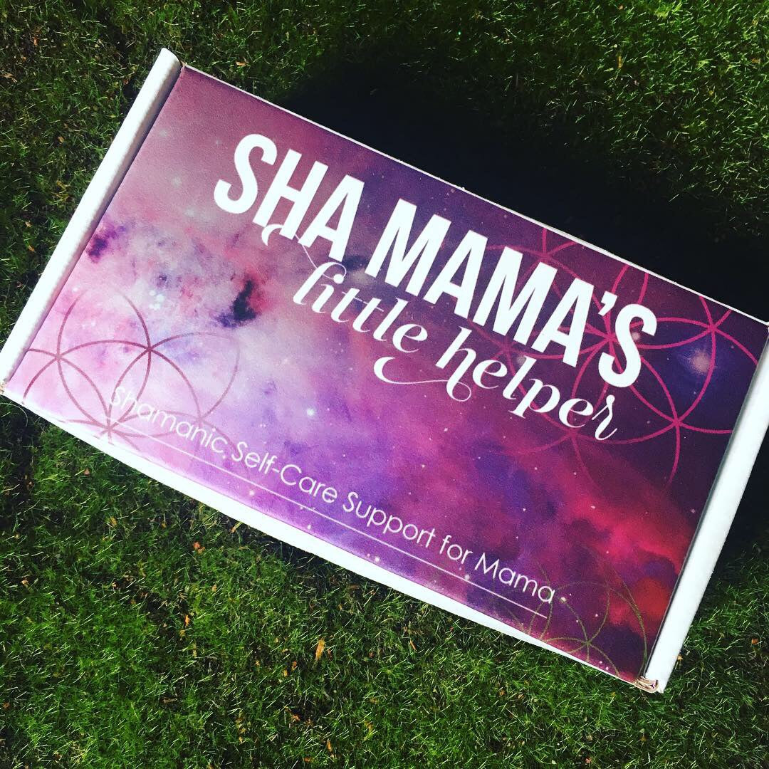 Sha Mama's Little Helper Litha Summer Solstice Half Sabbat Box