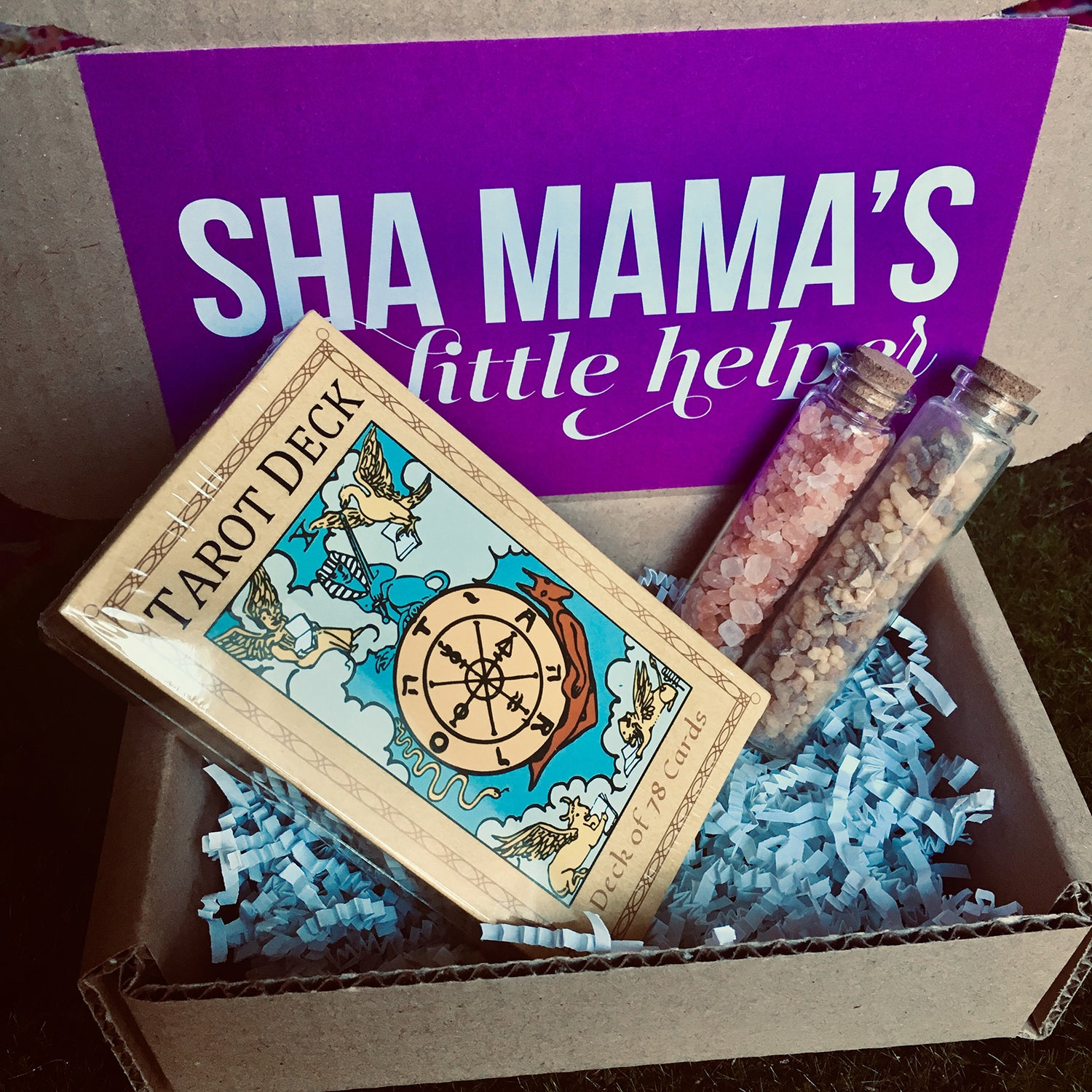 Sha Mama's Little Helper MAGICK Box