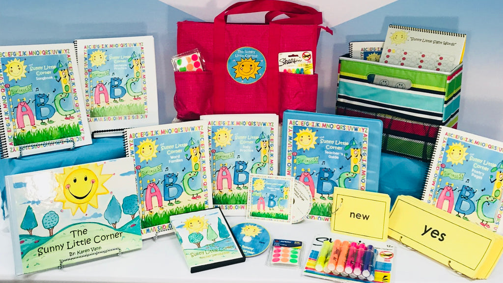 The Sunny Little Corner Basic Teacher's Kit The Reading Academy