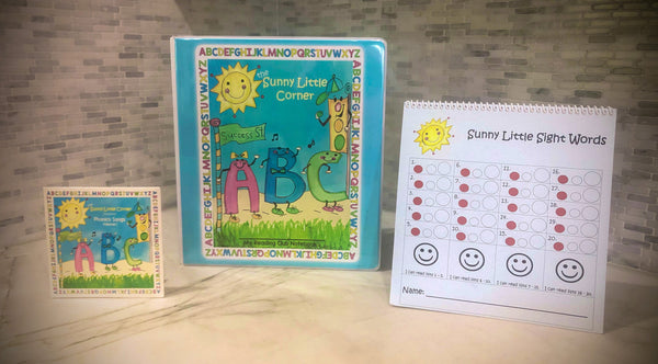 Homeschool Kit for students - Contains ALL Phonics Skills and DAILY VIRTUAL LESSONS!