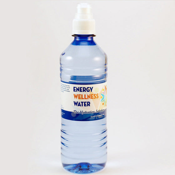 Energy Wellness Water