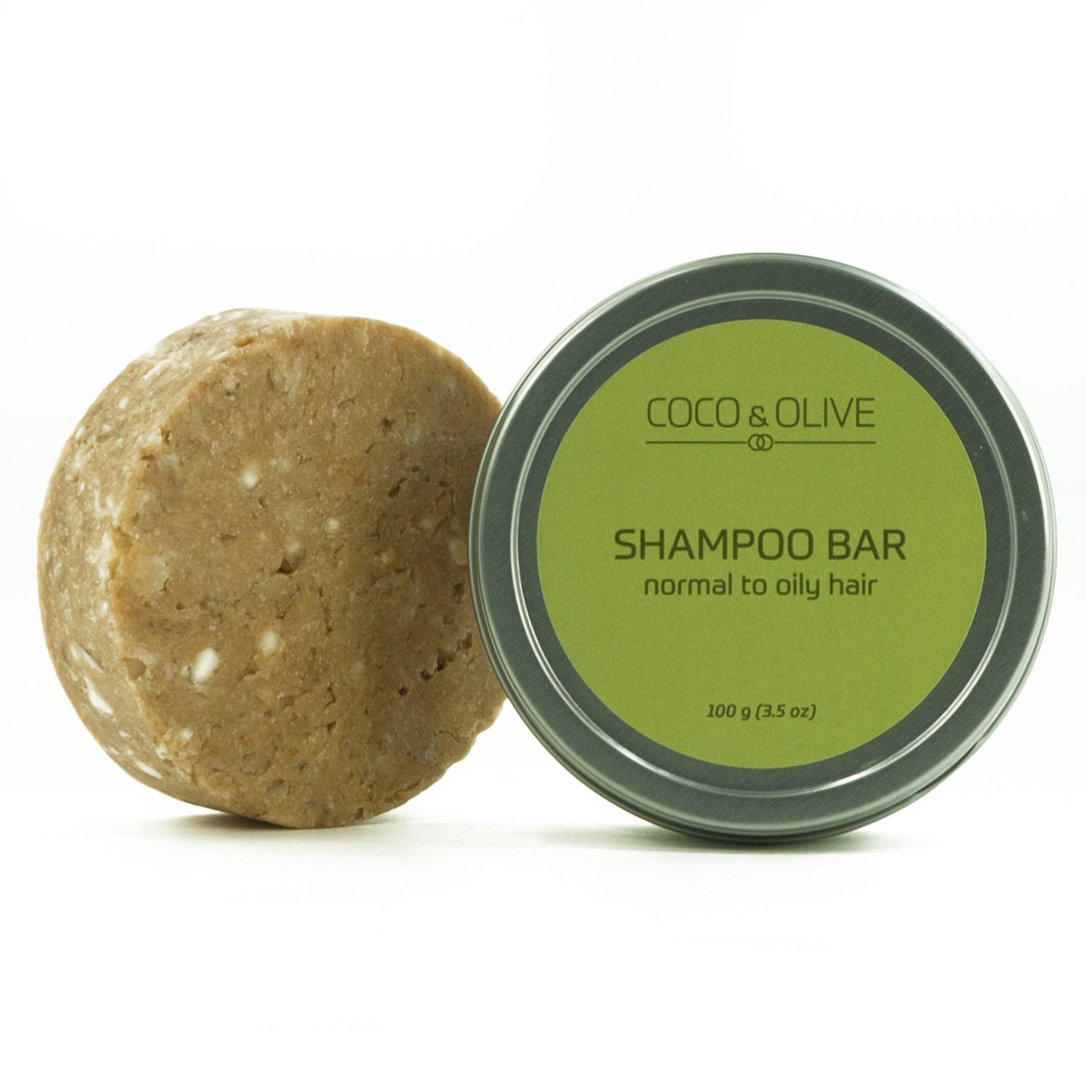 Shampoo Bar: Normal to Oily hair. Provides lots of lather and gentle cleansing without leaving your scalp itchy and dry.