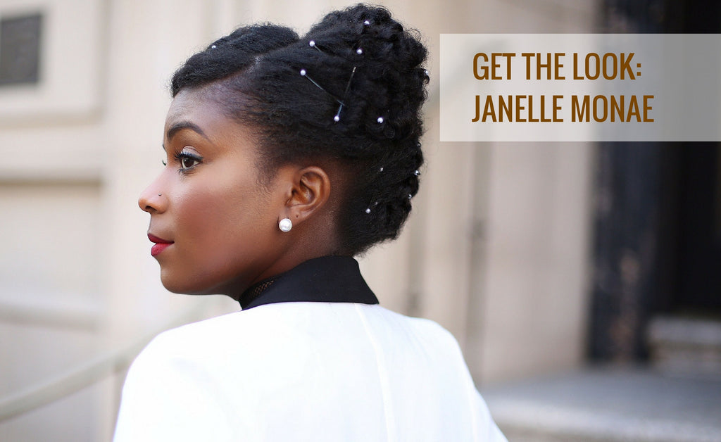 Get the Look: Janelle Monae