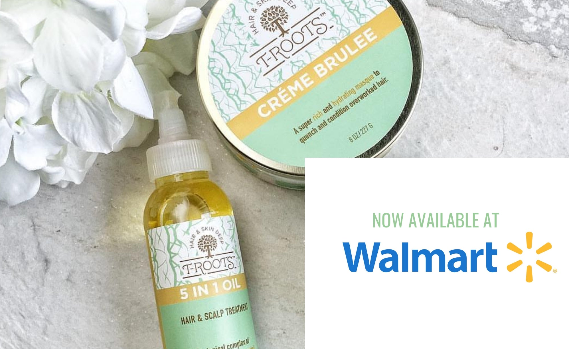 We're on Walmart's Online Marketplace!