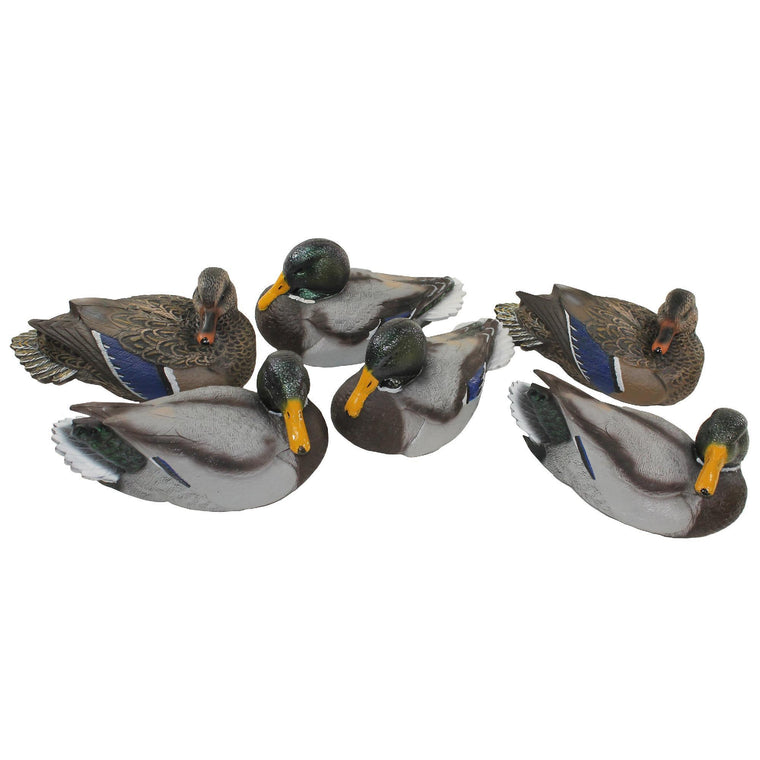 Folding Keel Decoys