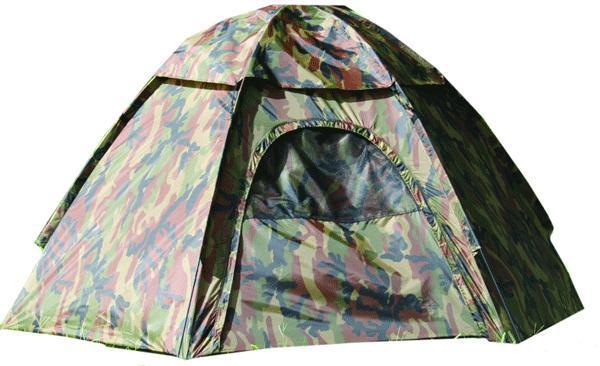 Texsport Hex Tent Camo 3-person