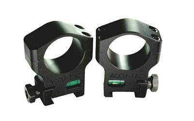 Accu-tac Scope Rings 34mm Black