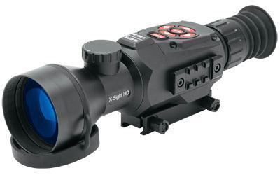 Atn X-sight-ii Smart Hd D-n 5-20x