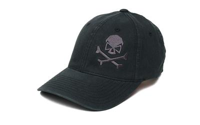 Phu Skull Flex Hat Black-gry L-xl