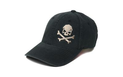 Phu Skull Flex Hat Black-whi L-xl