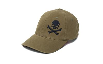 Phu Skull Flex Hat Olive-black L-xl