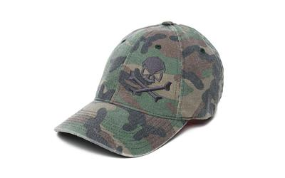 Phu Skull Flex Hat Camo-black L-xl