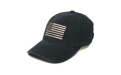 Phu American Flex Hat Black-whi L-xl