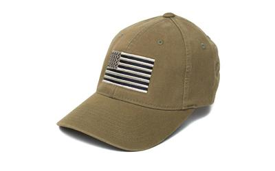Phu American Flex Hat Tan-black S-m