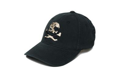 Phu Skull Flag Flex Hat Black L-xl