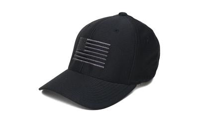 Phu Wmd Perf Flag Flex Hat Black-gry