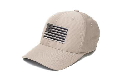 Phu Wmd Perf Flag Flex Hat Tan-black