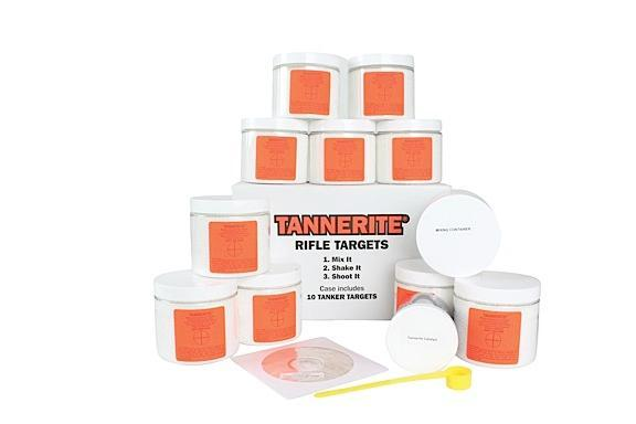 Tannerite PP10 ProPack 1lb Exploding Targets 10-Case Includes Measuring Spoon